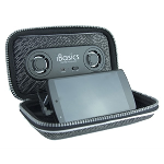 iBasics Rechargeable Smartphone Speaker Carry Pouch (Black) - $30 with free shipping